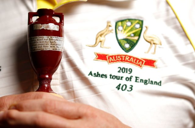 """The original Ashes """"Urn"""" will go on display at Victoria's State Library to give the fans a rare glimpse of it as it will be taken to Australia for the first time in 12 years."""