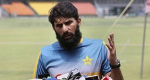 Newly appointed coach Misbah-ul-Haq has barred the Pakistani players from eating biryani