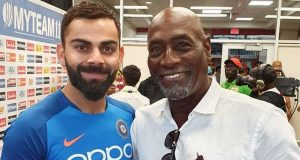 Virat kohli, VIV richards