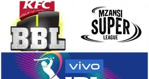 IPL, BBL, MSL leagues comparision