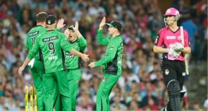 Melbourne stars and sydney sixers